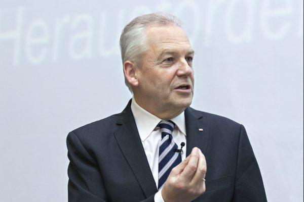 Dr. Rüdiger Grube (DB AG)